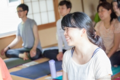 八王子ヨガ祭り「ナマケモノのゆるヨガライフのすすめ」Natsuko