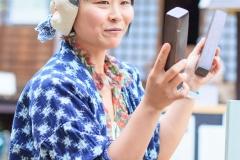 第8回八王子ヨガ祭り2018たまちゃんの紙しばい
