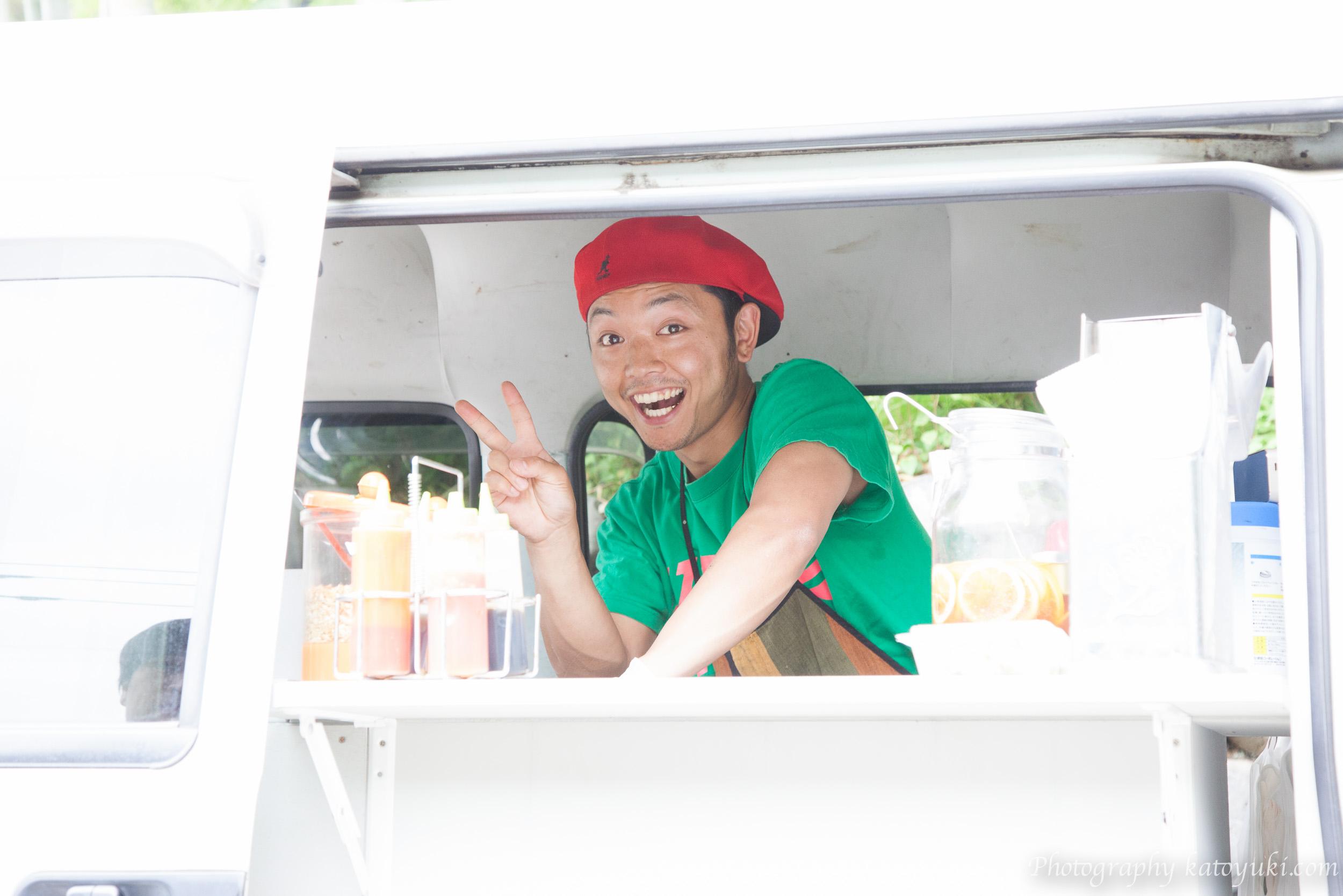 第8回八王子ヨガ祭り2018マルシェ・アジア諸国料理店Pe☆Pe