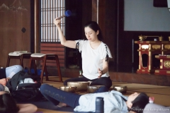 八王子ヨガ祭り「陰ヨガ×シンギングボウル」Keiko & Ritsuko