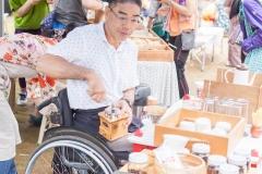 第8回八王子ヨガ祭り2018マルシェ美園珈琲