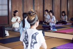 八王子ヨガ祭り「ラージャヨガ」tara